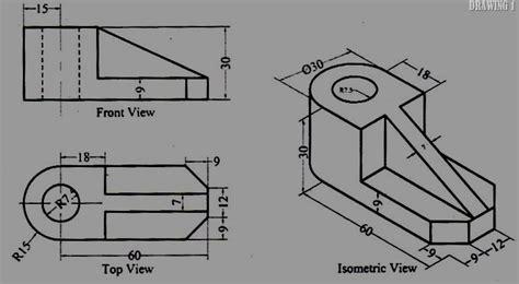 tutorial autocad isometric drawing autocad isometric drawing exercises pdf engineering
