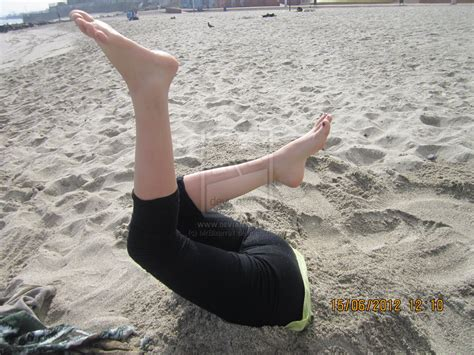 a little stuck little stuck in the sand by mrbizarre1 on