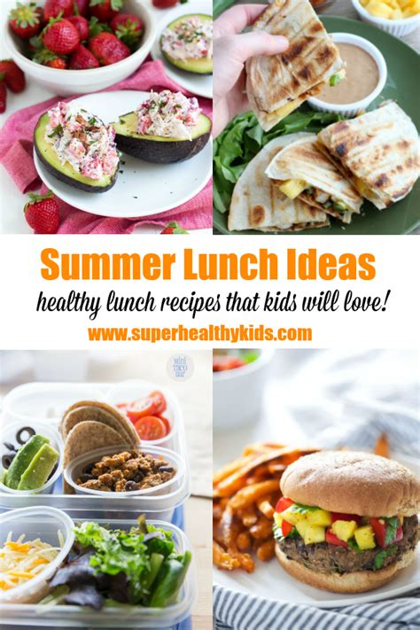 lunch ideas 15 easy and fresh summer lunch ideas healthy ideas for