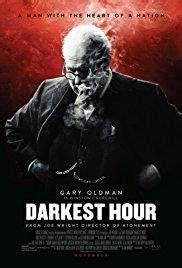 darkest hour premiere date darkest hour streaming release date news reviews