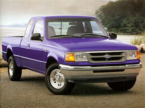 1995 Ford Ranger by 1995 Ford Ranger Specs Safety Rating Mpg Carsdirect