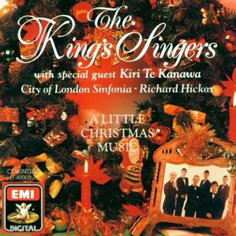 christmas   kings singers