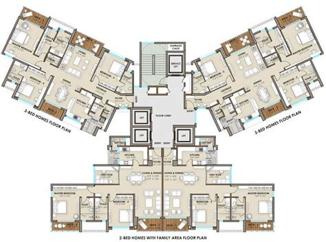 phoenix west ii floor plans 2415 sq ft 3 bhk 3t apartment for sale in the phoenix