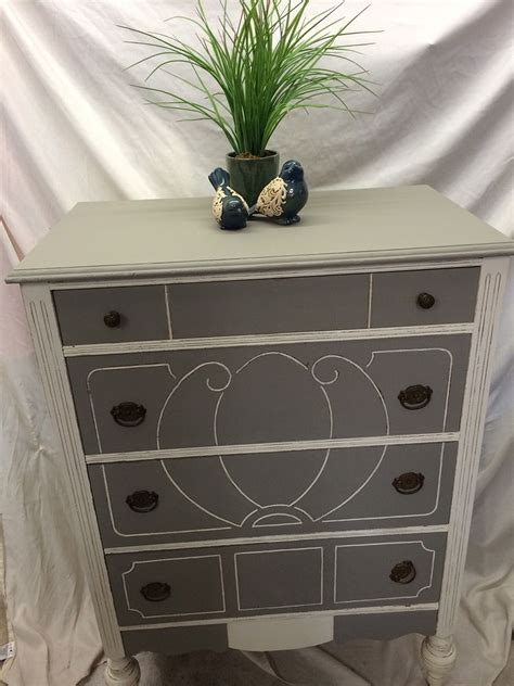 chalk paint wood hometalk sloan chalk painted wood dresser