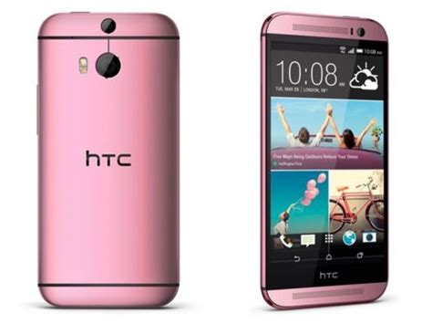 htc one m8 colors pink htc one m8 now available at uk carphone warehouse