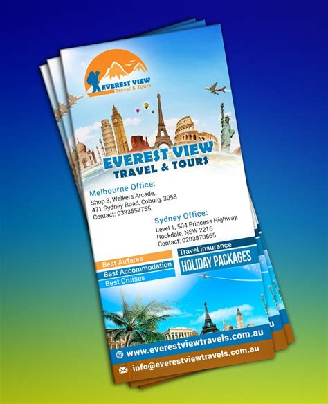 flyer design for travel agency 1000 images about travel flyer on pinterest psd flyer