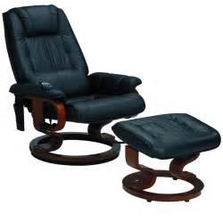 fauteuil massant cuir noir massy univers salon