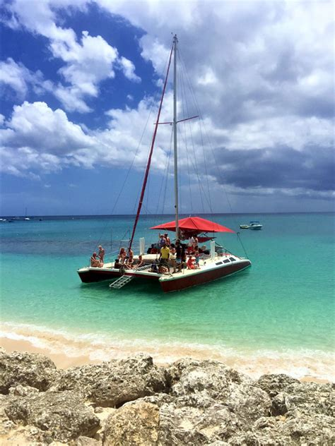 catamaran excursion barbados catamaran snorkeling excursion barbados cruise excursions