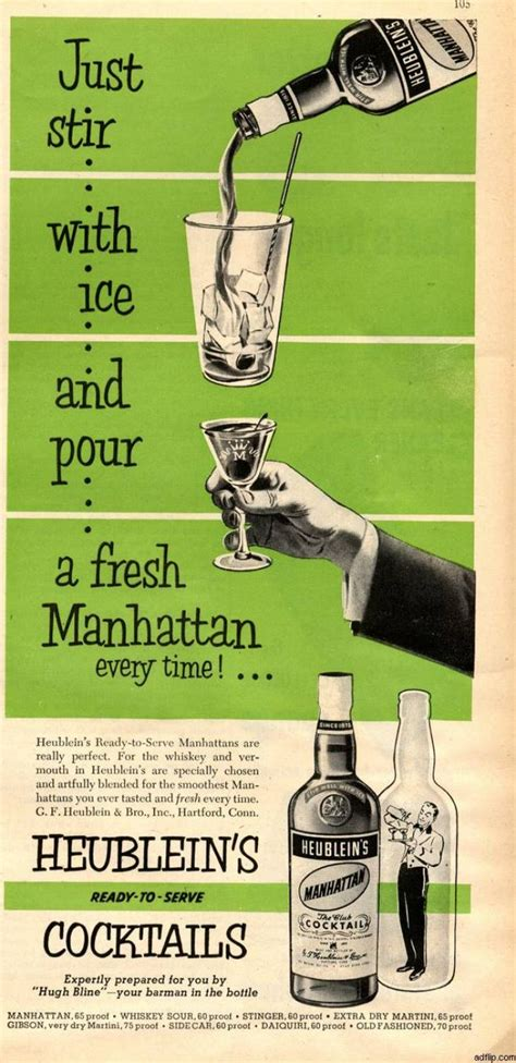 martini and ad 100 martini and ad archiving vintage liquor