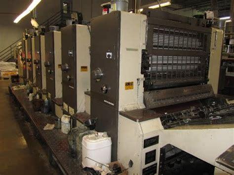 mitsubishi   uv     printing press