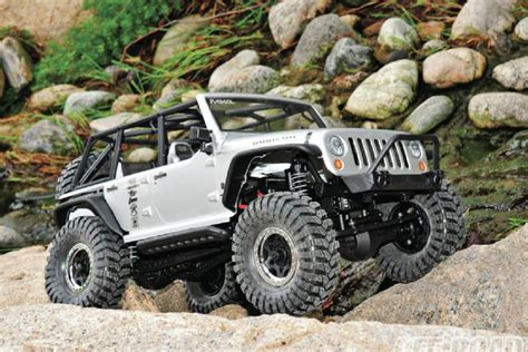 jeep wrangler rubicon rc axial scx10 jeep wrangler unlimited rubicon rc car