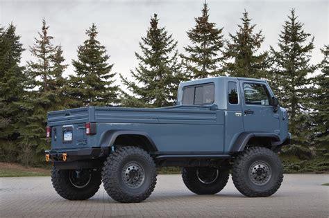 2012 Jeep Gladiator For Sale Jeep No Pierde Su Mojo 6 Nuevos Conceptos Debutar 225 N Para