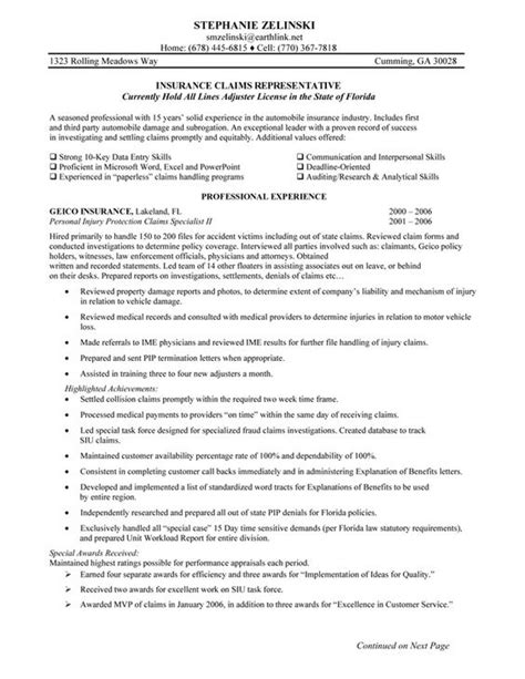 Insurance Letter For Power Surge Senior Collections Representative Resume