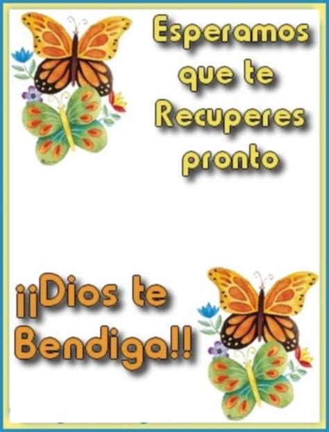 imagenes que te recuperes pronto tio 17 best images about recup 233 rate pronto on pinterest no
