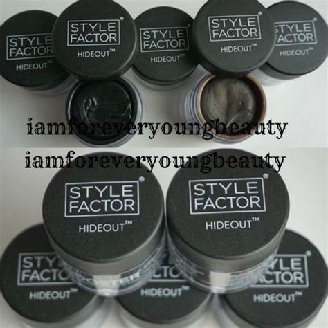 style factor edge booster strong hold water