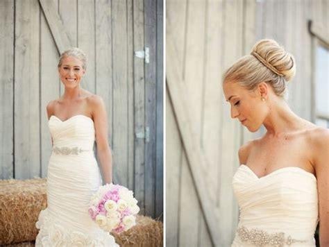 Brautfrisur Klassisch by Klassische Hochzeitsfrisuren Ballerina Dutt Mti Haarreifen