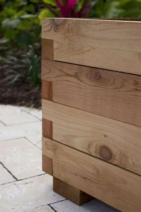 planter box buy  cedar planter box kit