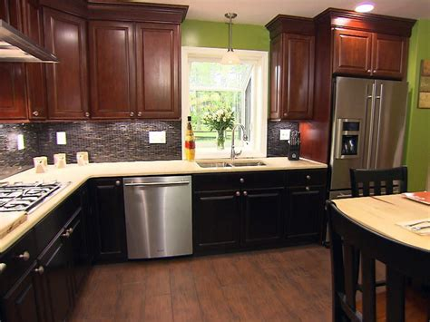 Layout Of Kitchen Cabinets by Planning A Kitchen Layout With New Cabinets Diy