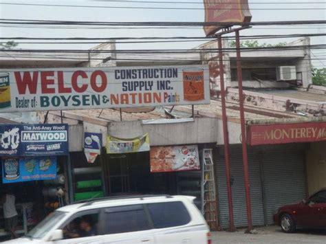 ace hardware quezon city welco construction supply inc quezon city