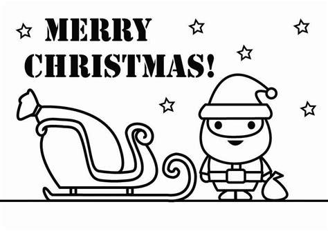 imagenes para merry christmas dibujo para colorear feliz navidad img 26431