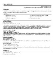 Home Infusion Pharmacist Sle Resume by Iv Pharmacy Technician Resume Exle Promptcare Home Infusion Farmingville New York