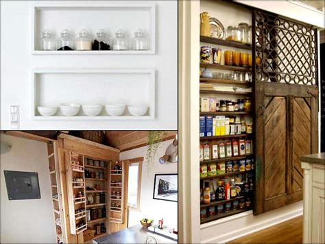 unique kitchen storage ideas 10 unique storage ideas for your tiny house living big