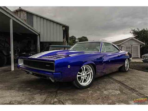 68 dodge charger sale 1968 dodge charger for sale on classiccars