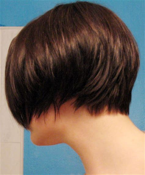 bob haircuts pictures from front to back pictures of wedge haircut front and back view short