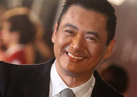 chow yun fat takes  break  focus  health entertainment news asiaone