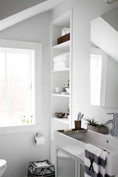 All White Bathroom Ideas by All White Bathroom Modern Bathroom Rue Magazine