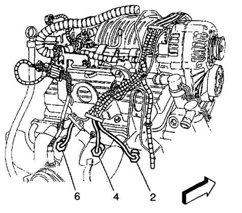 2002 chevy impala spark firing diagram 2002 free