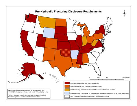 fracking map united states fracking takes a hit in penn while most states still do