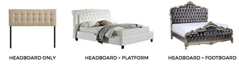 types of headboards king size upholstered headboards finest sandalwood