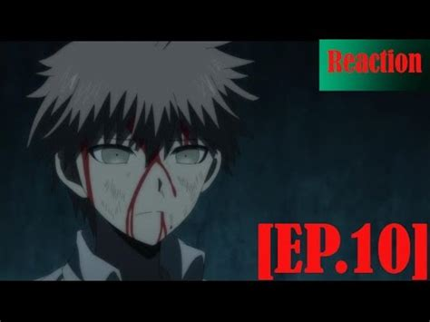 danganronpa anime reaction anime reaction thai danganronpa 3 the end of kibougamine