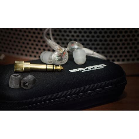 Meelectronics M6 Pro Universal Fit Noise Isolating In Ear Monitors With Detachable Cables M6pro Meelectronics M6 Pro Universal Fit Noise Isolating Musicians In Ear Monitors With Detachable