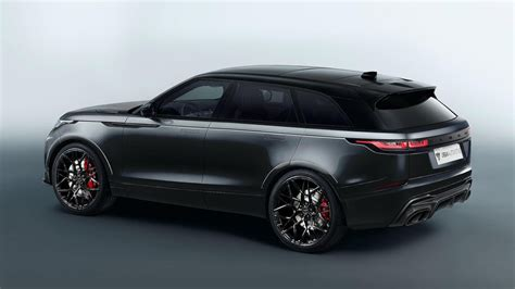 range rover velar urban automotive s range rover velar is almost an svr