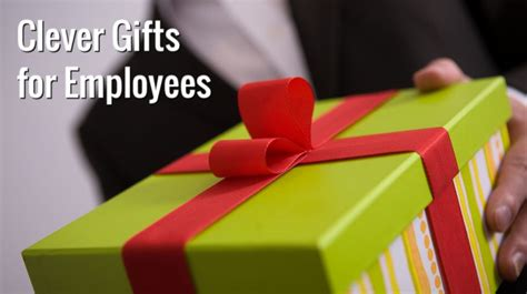 clever gift ideas for employees seo land