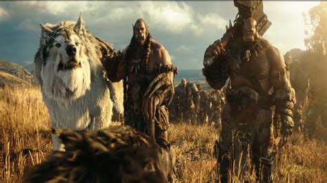 The Warcraft movie first trailer and HD screencaps Movie