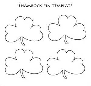 shamrock template sle shamrock 8 documents in pdf word