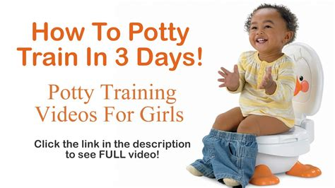 how to potty a in 6 days how to potty in 3 days potty for