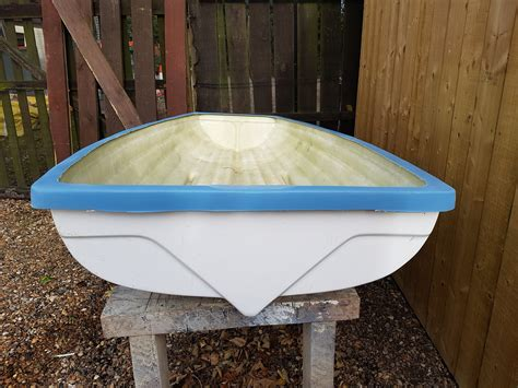 dinghy boat project bespoke garden features in uk dinghy manufactures in uk
