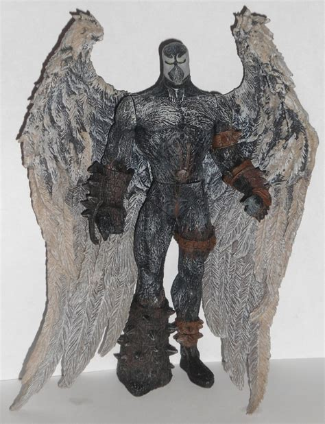 Spawn Figure Wings Of Redemption wings of redemption spawn by nite lik on deviantart
