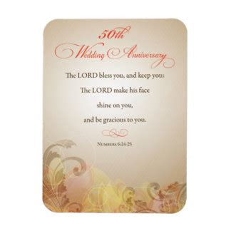 50th Wedding Anniversary Gifts Religious by Christian Anniversary Gifts On Zazzle