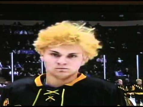 boys hockey hair all hockey hair team 2012 youtube