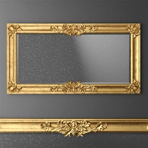 3 In 1 Frame Gancet Rak Model Frame Rak Hollow Rak Warna Warni 3d baroque frame mirror model
