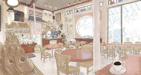 big house cafe big hero 6 concept art 2nd level of hiro s house and the cafe big hero 6 photo 37759729