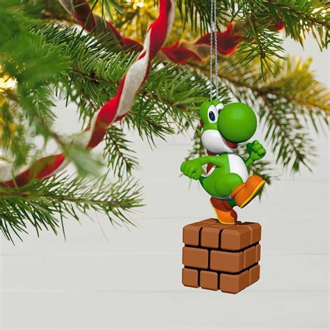 hallmark yoshi ornament now available perezstart