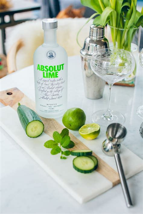 mojito cocktail vodka absolut vodka mojito
