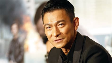 Singapore Telecom Hongkong Andy Lauw andy lau injured on set after falling from variety
