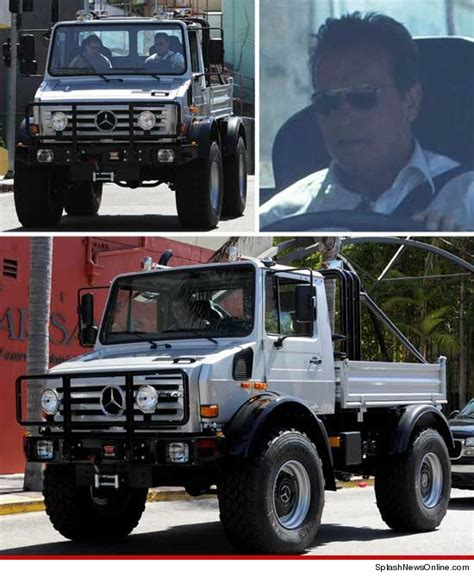 Juicer Hummer Germany arnold schwarzenegger and his truck news